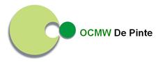 logo OCMW De Pinte